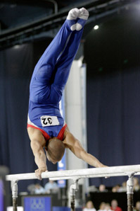 The Mental Game of Gymnastics