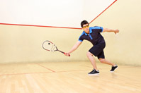 The Mental Game of Squash