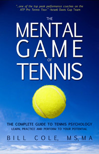 The Mental Game of Tennis book