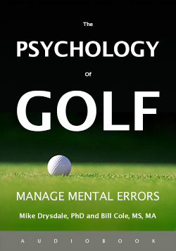 Pyschology of Golf Audiobook