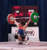 Aimee Anaya, Olympic Weight Lifting Champion